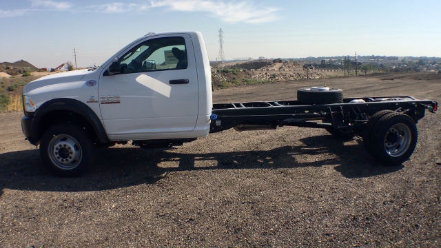 2017 Ram 5500 Regular Cab DRW 4x4, Cab Chassis #R1715 - photo 5