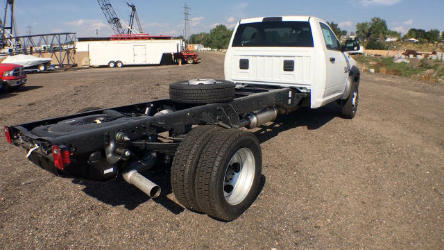2017 Ram 5500 Regular Cab DRW 4x4, Cab Chassis #R1715 - photo 2