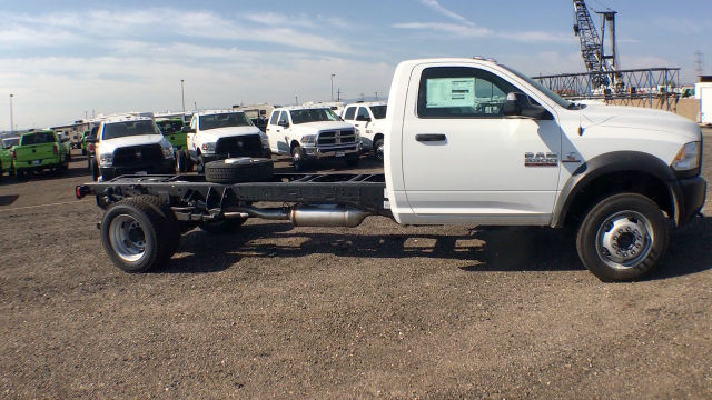 2017 Ram 5500 Regular Cab DRW 4x4, Cab Chassis #R1715 - photo 8