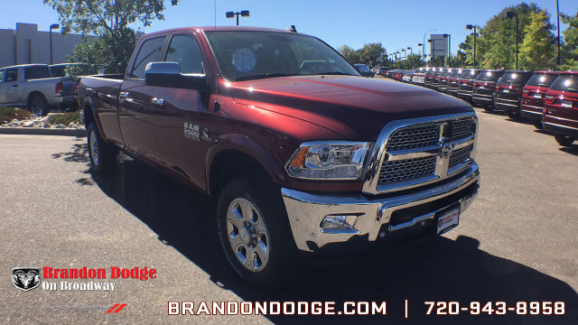 2018 Ram 2500 Crew Cab 4x4 Pickup #R1811 - photo 1