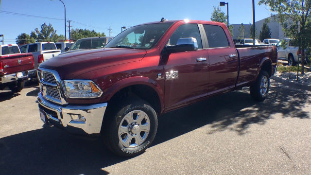 2018 Ram 2500 Crew Cab 4x4 Pickup #R1811 - photo 4