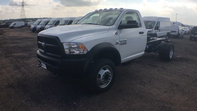 2018 Ram 4500 Regular Cab DRW 4x4,  Cab Chassis #R1830 - photo 5
