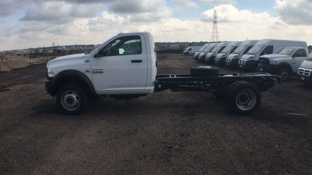 2018 Ram 4500 Regular Cab DRW 4x4,  Cab Chassis #R1830 - photo 3