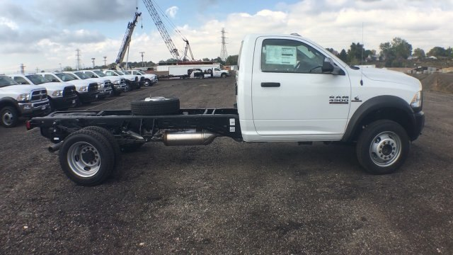 2018 Ram 4500 Regular Cab DRW 4x4,  Cab Chassis #R1830 - photo 4