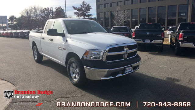 2018 Ram 1500 Quad Cab 4x4 Pickup #R1955 - photo 1