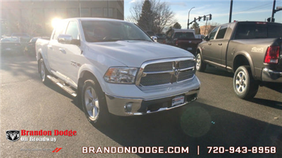 2018 Ram 1500 Crew Cab 4x4, Pickup #R1966 - photo 1