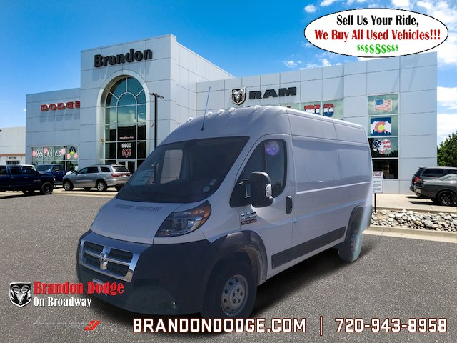2018 ProMaster 2500 High Roof,  Empty Cargo Van #R1972 - photo 14