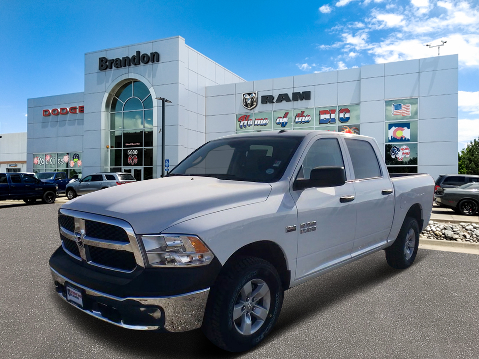 2018 Ram 1500 Crew Cab 4x4,  Pickup #R2010 - photo 14