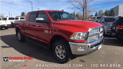 2018 Ram 3500 Mega Cab 4x4, Pickup #R2072 - photo 1