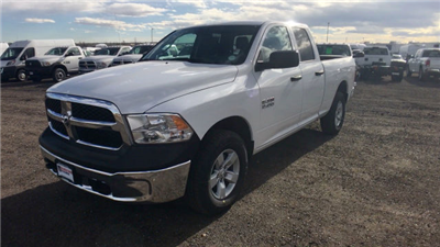 2018 Ram 1500 Quad Cab 4x4, Pickup #R2078 - photo 4