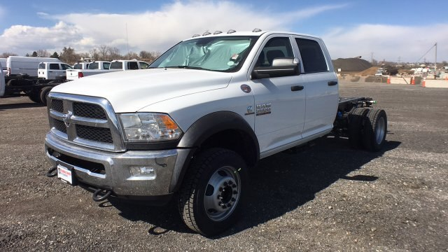 2018 Ram 5500 Regular Cab DRW 4x4,  Cab Chassis #R2088 - photo 4
