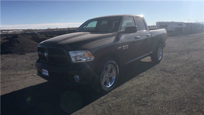 2018 Ram 1500 Quad Cab 4x4, Pickup #R2092 - photo 4