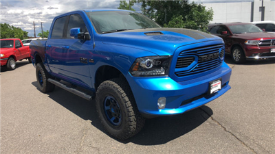 2018 Ram 1500 Crew Cab 4x4,  Pickup #R2111 - photo 9