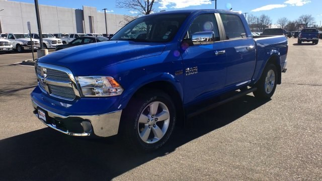 2018 Ram 1500 Crew Cab 4x4,  Pickup #R2126 - photo 5