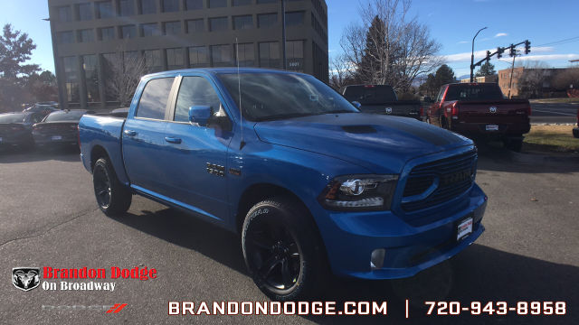 2018 Ram 1500 Crew Cab 4x4, Pickup #R2130 - photo 1