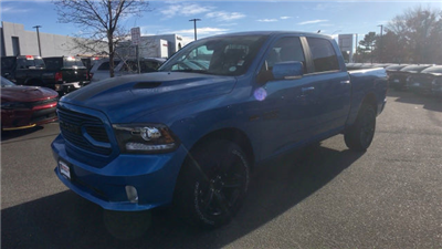 2018 Ram 1500 Crew Cab 4x4, Pickup #R2130 - photo 4