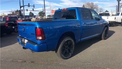 2018 Ram 1500 Crew Cab 4x4, Pickup #R2130 - photo 2