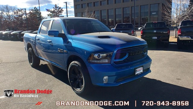 2018 Ram 1500 Crew Cab 4x4, Pickup #R2182 - photo 1