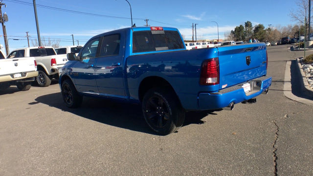 2018 Ram 1500 Crew Cab 4x4, Pickup #R2182 - photo 6