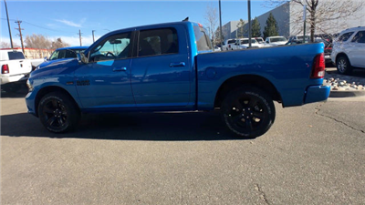 2018 Ram 1500 Crew Cab 4x4, Pickup #R2182 - photo 5