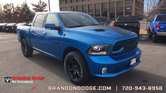 2018 Ram 1500 Crew Cab 4x4, Pickup #R2207 - photo 1