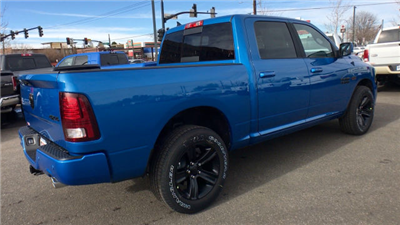 2018 Ram 1500 Crew Cab 4x4, Pickup #R2207 - photo 2