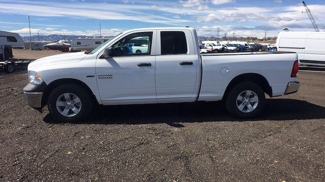 2018 Ram 1500 Quad Cab 4x2,  Pickup #R2247 - photo 3