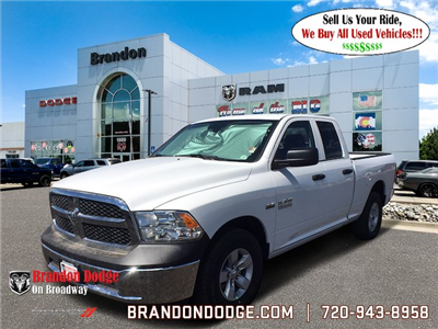 2018 Ram 1500 Quad Cab 4x2,  Pickup #R2247 - photo 1