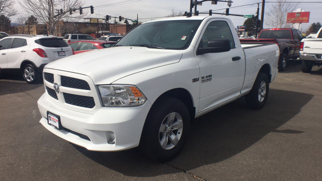2018 Ram 1500 Regular Cab 4x4, Pickup #R2286 - photo 4