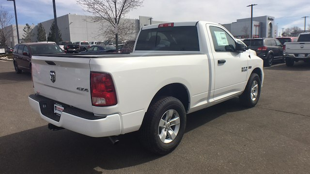 2018 Ram 1500 Regular Cab 4x4, Pickup #R2286 - photo 2