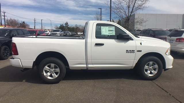 2018 Ram 1500 Regular Cab 4x4, Pickup #R2286 - photo 8