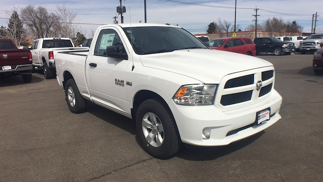 2018 Ram 1500 Regular Cab 4x4, Pickup #R2286 - photo 9