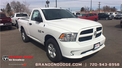 2018 Ram 1500 Regular Cab 4x4, Pickup #R2286 - photo 1