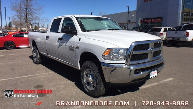 2018 Ram 3500 Crew Cab 4x4, Pickup #R2295 - photo 1