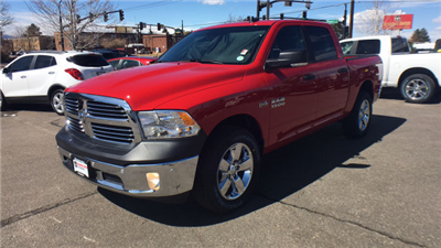 2018 Ram 1500 Crew Cab 4x4,  Pickup #R2327 - photo 4