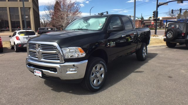 2018 Ram 2500 Crew Cab 4x4,  Pickup #R2333 - photo 5