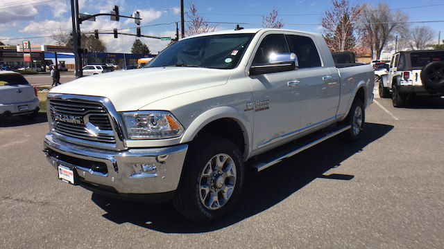 2018 Ram 3500 Mega Cab 4x4, Pickup #R2398 - photo 4
