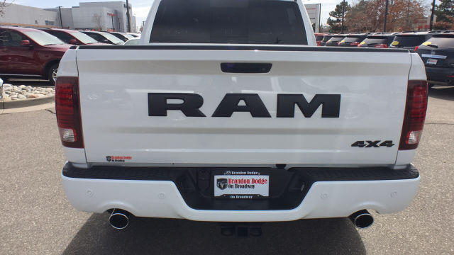 2018 Ram 1500 Crew Cab 4x4,  Pickup #R2424 - photo 2