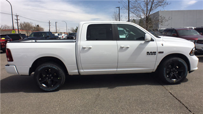 2018 Ram 1500 Crew Cab 4x4,  Pickup #R2424 - photo 4