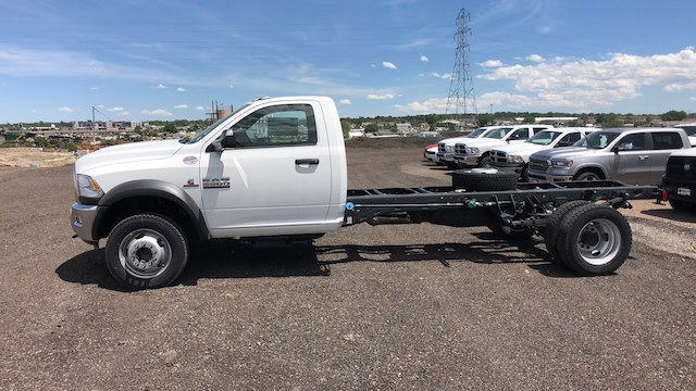 2018 Ram 5500 Regular Cab DRW 4x4,  Cab Chassis #R2428 - photo 2