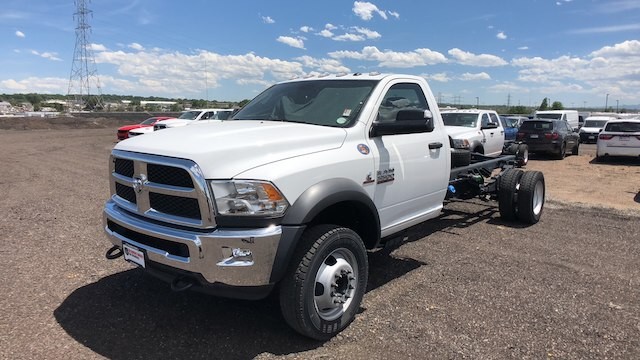 2018 Ram 5500 Regular Cab DRW 4x4,  Cab Chassis #R2428 - photo 14