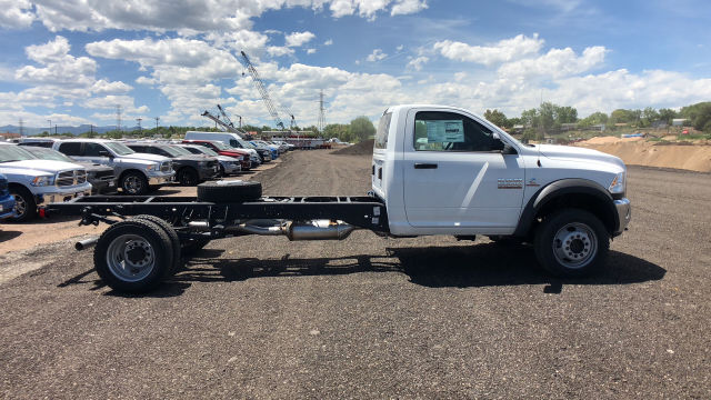 2018 Ram 5500 Regular Cab DRW 4x4,  Cab Chassis #R2428 - photo 4