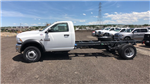2018 Ram 5500 Regular Cab DRW 4x4,  Cab Chassis #R2428 - photo 1