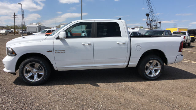 2018 Ram 1500 Crew Cab 4x4,  Pickup #R2472 - photo 3