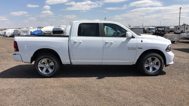 2018 Ram 1500 Crew Cab 4x4,  Pickup #R2472 - photo 4