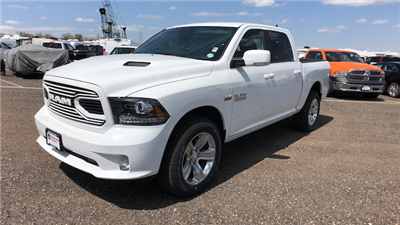 2018 Ram 1500 Crew Cab 4x4,  Pickup #R2472 - photo 6