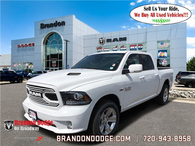 2018 Ram 1500 Crew Cab 4x4,  Pickup #R2472 - photo 1