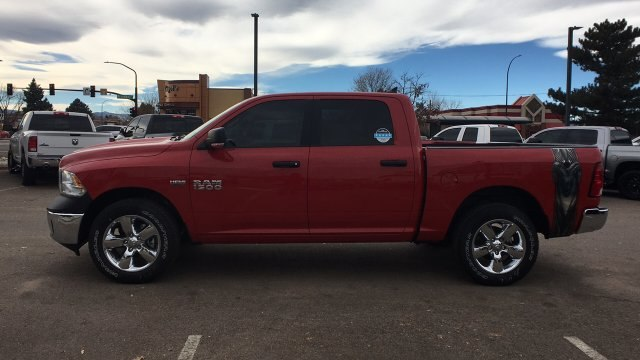 2018 Ram 1500 Crew Cab 4x4,  Pickup #R2497 - photo 9