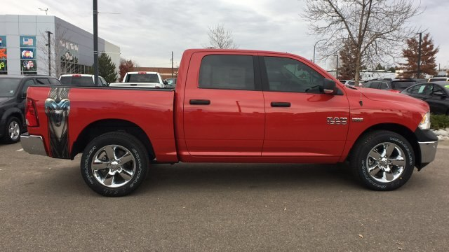 2018 Ram 1500 Crew Cab 4x4,  Pickup #R2497 - photo 11