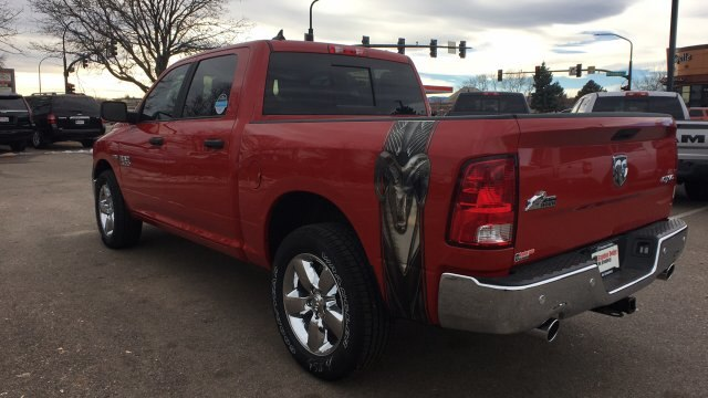 2018 Ram 1500 Crew Cab 4x4,  Pickup #R2497 - photo 2